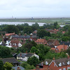 View of Orford & Orfordness from the Castle
