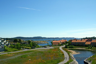 Homes on the Fjord