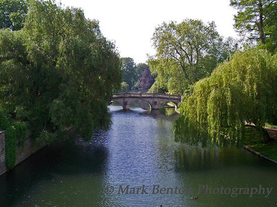 Bridge on River Cam