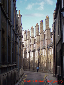 Chimneys in a Row