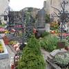 Durnstein cemetery