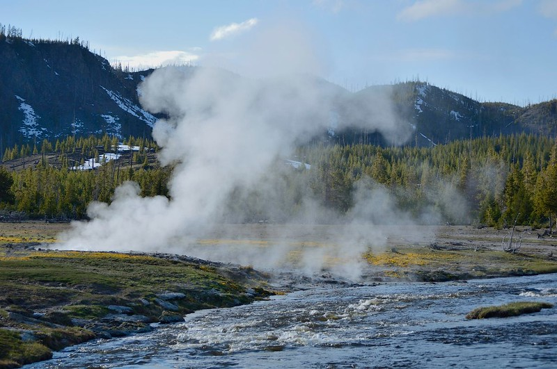 Biscuit Basin, Yellowstone