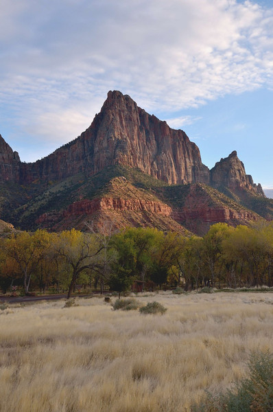 Near Springdale<br /> Zion National Park<br /> Utah