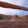 Landscape Arch <br /> Arches NP<br /> Utah