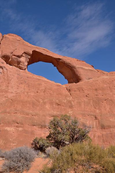 Landscape Arch<br /> Arches NP<br /> Utah