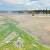 Norris Geyser Basin,Yellowstone