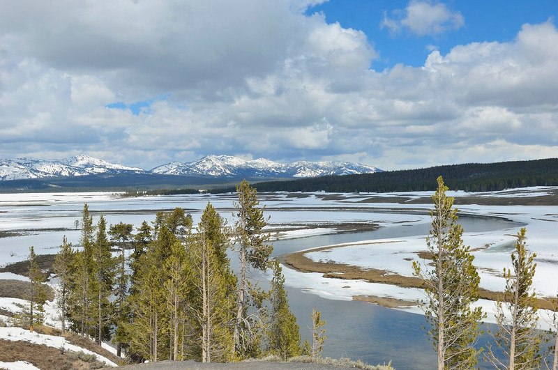 Hayden Valley,Yellowstone