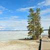 Yellowstone Lake, West Thumb