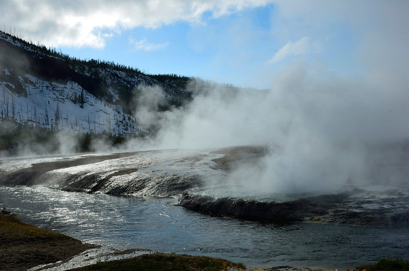 Black Sand Basin, Yellowstone