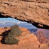 Mesa Arch<br /> Canyonlands