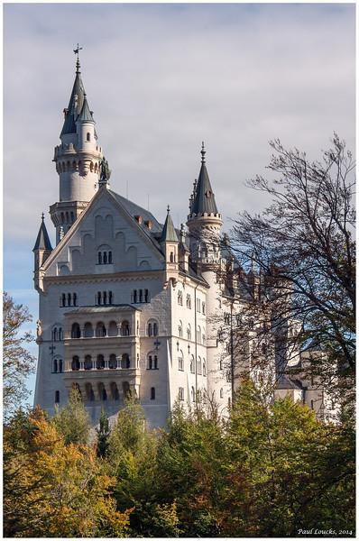 My personal definitive view of Schloss Neuschwanstein