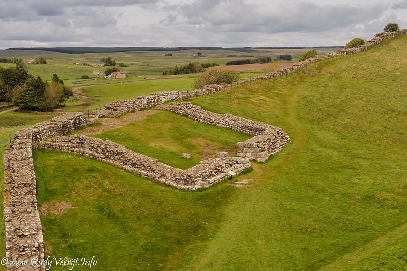 Schotland 2011 : New-Castle - Dumfries
