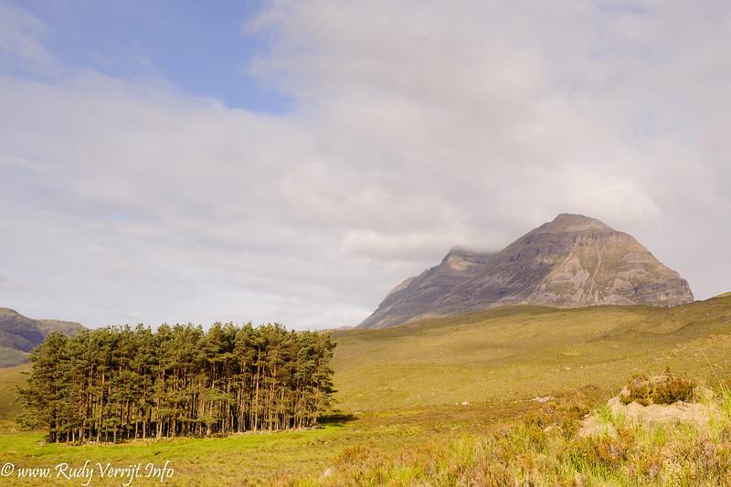 Schotland 2011 :   Shieldaig - Dumcholm