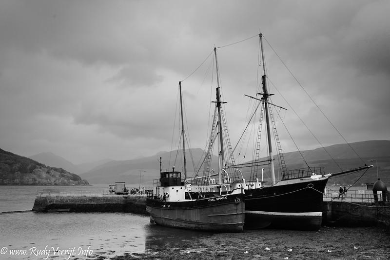 Schotland 2011  : Knowside - Bellanoch