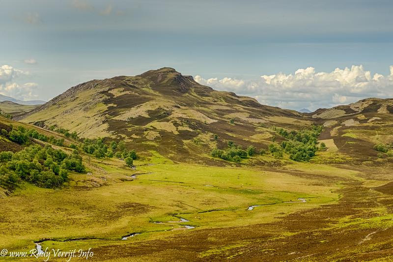 Schotland 2011 : Drumnadrochil - Glencoe