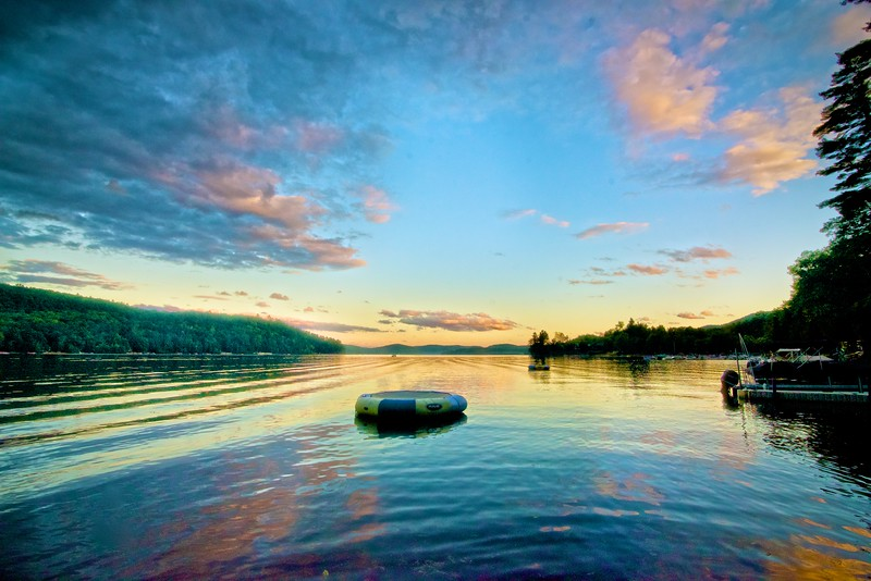 Schroon Lake 2016