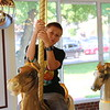 Daniel on the Carousel