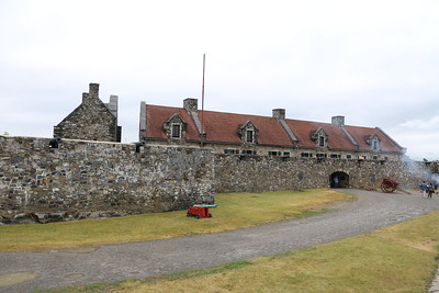 Entrance to the Fort