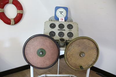 Equipment from Ft Ti, the Aircraft Carrier