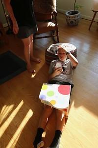 Daniel in the Sun