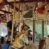 Steve on Carousel