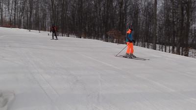 February Skiing