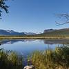 Schon bei der Fahrt nach Nikkaluokta ist es landschaftlich schön