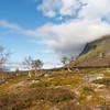 Im Abisko Nationalpark