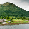 Loch Linnhe and the Ballachulish Hotel