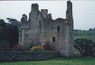 Glenbuchart Castle, Scotland