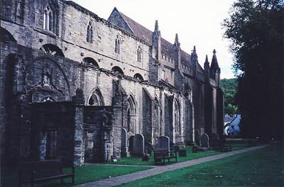 Dunkeld Cathedral, Scotland