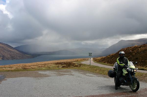Scotland - tussen Grantown en Applecross