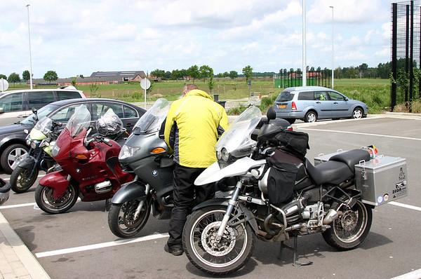 Bijna thuis - Parking Minderhout