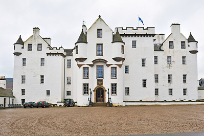 Scotland Trip, Oct. 2009 Blair Castle