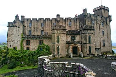 Dunvegan Castle, home of the Clan MacCleod  http://www.dunvegancastle.com/content/default.asp