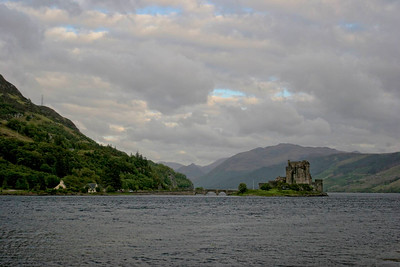 Eilean Donan...One of the most famous castles in Scotland