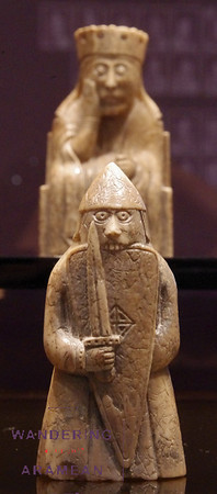 Playing games with the Lewis Chessmen