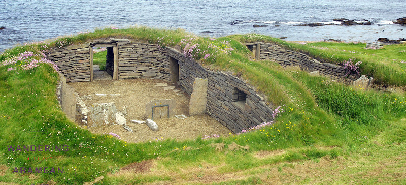 The Knap of Howar: The oldest known standing structures in Northern Europe