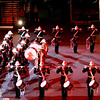 Royal Edinburgh Military Tattoo - another part of the performance by the Band of the Royal Marines.