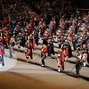 Royal Edinburgh Military Tattoo - Massed Pipes & Drums.