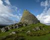 Dun Carloway, a Neolithic dwelling on Lewis.