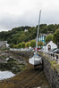 Tobermory at low tide