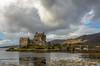 Eilean Donan Castle, the most photographed castle in Scotland