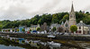 Colorful Tobermory, Isle of Mull