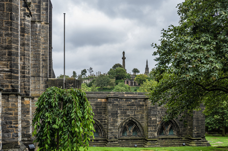 Glasgow Cathedral - Cemetery