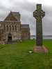 Iona Abbey - Celtic Cross