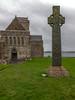 Iona Abbey - Celtic Cross