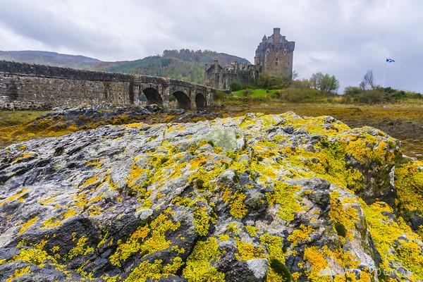 Eilann Donan castle