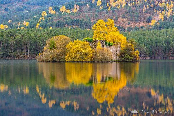 Loch an Eilein, Cairngorms