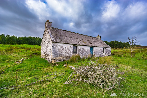 Old house, Isle of Skye